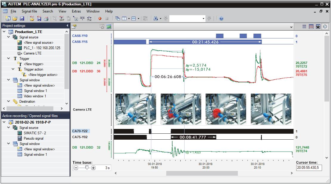 PLC-ANALYZER pro 6 | AUTEM GmbH